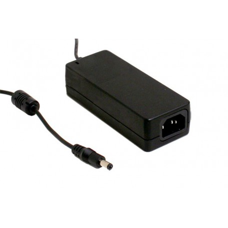 Mean Well GST90A19-P1M AC-DC Industrial Desktop Adaptor with PFC