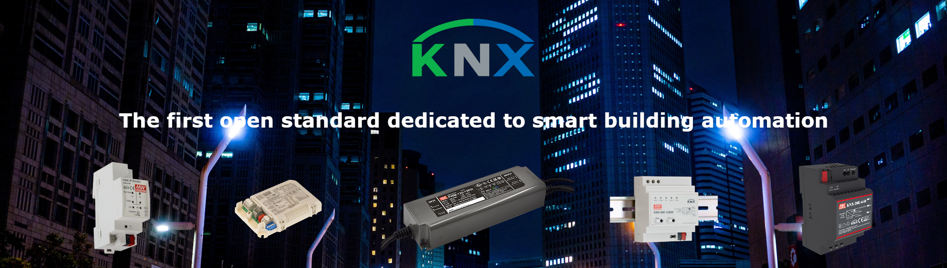 knx: the first open standard dedicated to smart building automation