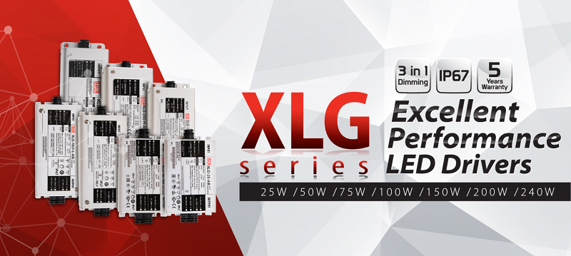 Driver LED XLG by Mean Well
