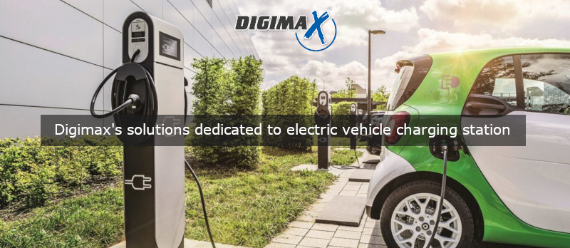 Electric vehicle charging station solutions