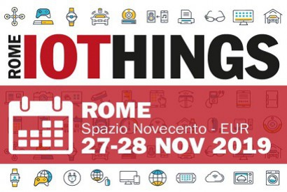 Digimax will present at IoThings Rome the latest IoT solutions of 2019