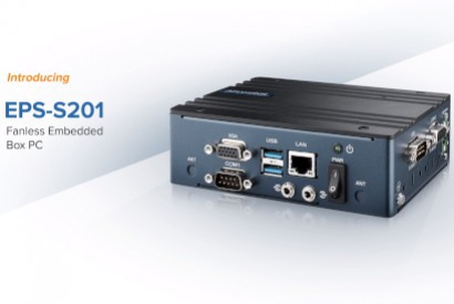 EPC-S201: Innovative Embedded Box PC for IoT proposed by Advantech