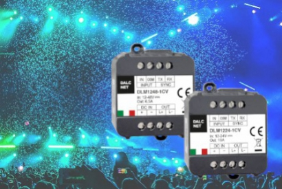 New DLM series. The new LED Dimmers proposed by Dalcnet for 2020