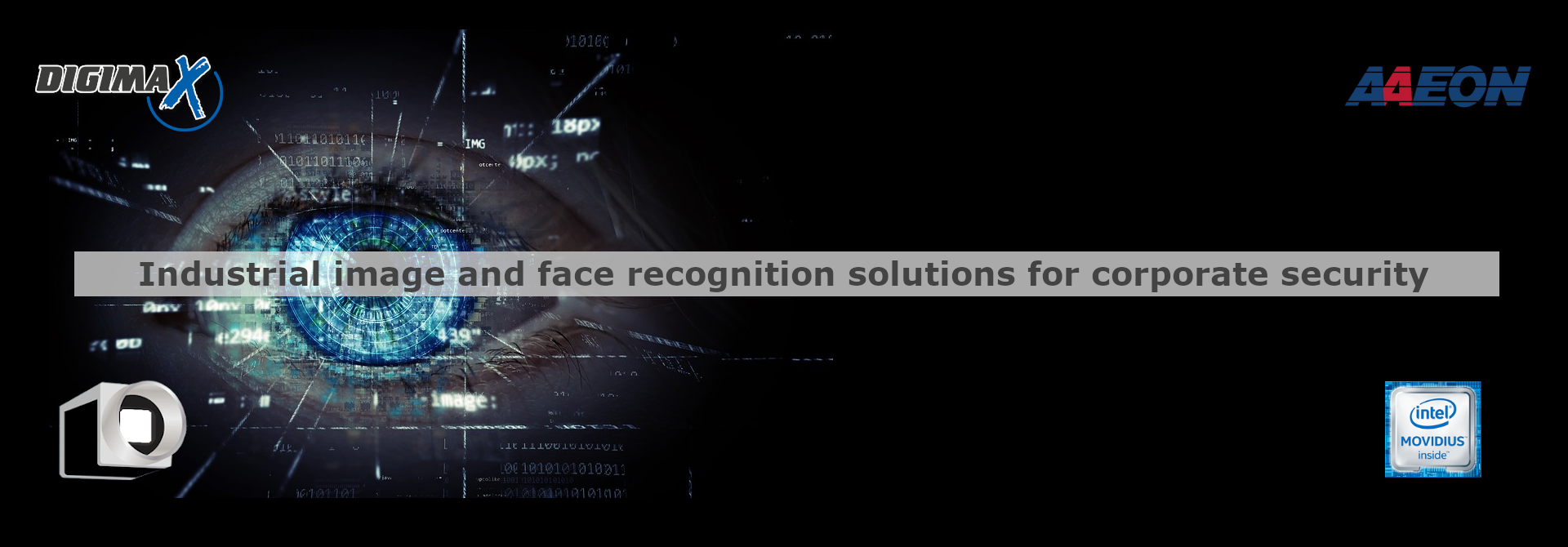 Image and face recognition applications dedicated to corporate security