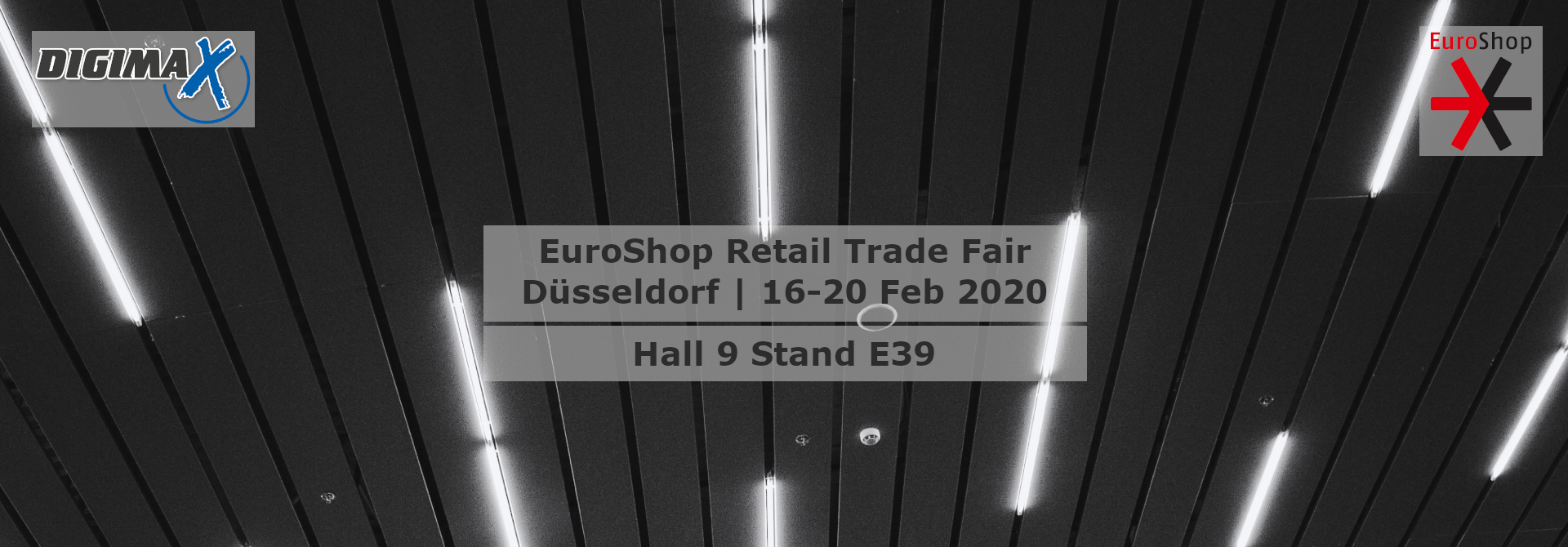 Digimax will present at EuroShop 2020 the last news about LED Lighting Solutions